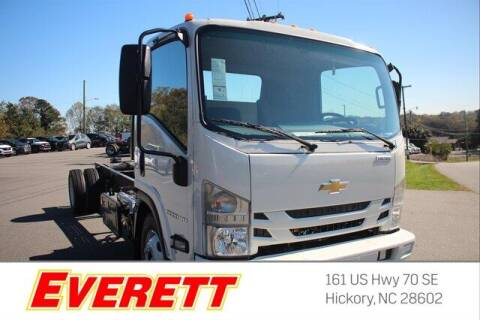 2021 Chevrolet 5500HD LCF Diesel for sale at Everett Chevrolet Buick GMC in Hickory NC