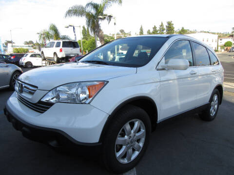 2009 Honda CR-V for sale at Eagle Auto in La Mesa CA