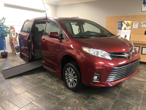 2020 Toyota Sienna for sale at CJ Clark's New England Motor Car Company in Hudson NH