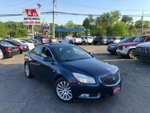 2011 Buick Regal for sale at KB Auto Mall LLC in Akron OH