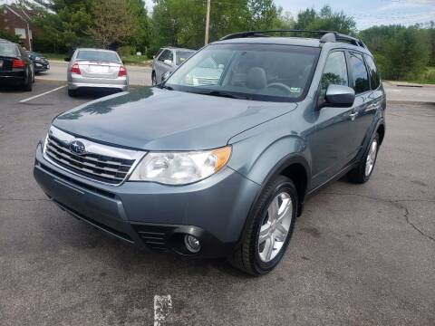 2009 Subaru Forester for sale at Auto Choice in Belton MO