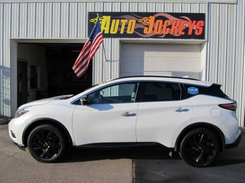 2018 Nissan Murano for sale at AUTO JOCKEYS LLC in Merrill WI