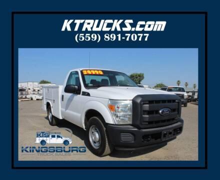2012 Ford F-250 Super Duty for sale at Kingsburg Truck Center in Kingsburg CA