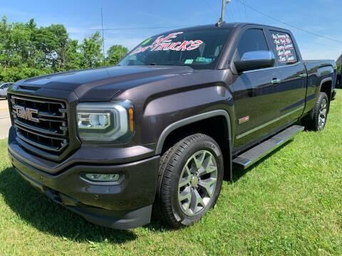 2016 GMC Sierra 1500 for sale at FREDDY'S BIG LOT in Delaware OH