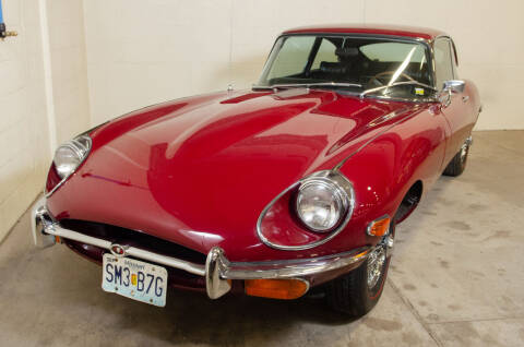 1969 Jaguar E-type 2+2 for sale at Its Alive Automotive in Saint Louis MO