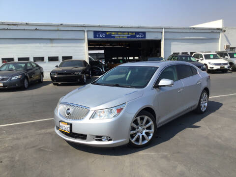 2010 Buick LaCrosse for sale at My Three Sons Auto Sales in Sacramento CA