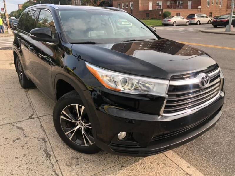 2016 Toyota Highlander for sale at Autoforward Motors Inc in Brooklyn NY