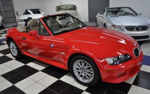 2000 BMW Z3 for sale at Podium Auto Sales Inc in Pompano Beach FL