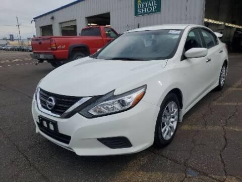 2017 Nissan Altima for sale at NORTH CHICAGO MOTORS INC in North Chicago IL