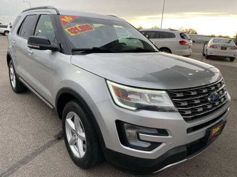 2016 Ford Explorer for sale at Top Line Auto Sales in Idaho Falls ID