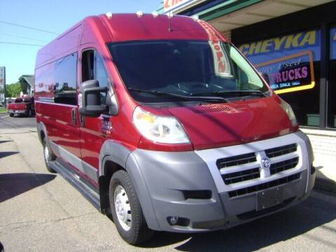 2015 RAM ProMaster Cargo for sale at Cheyka Motors in Schofield WI