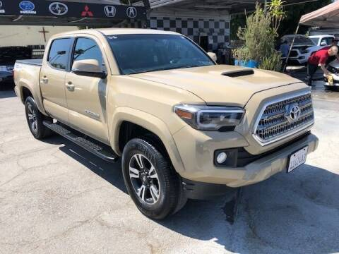 2017 Toyota Tacoma for sale at Ivys Motorsport in Los Angeles CA