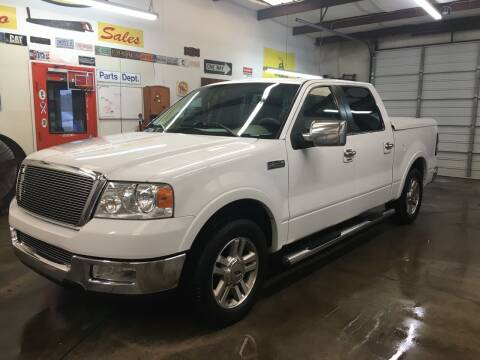 2005 Ford F-150 for sale at Vanns Auto Sales in Goldsboro NC