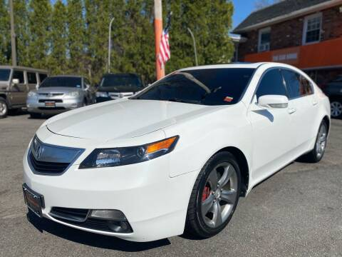 2012 Acura TL for sale at Bloomingdale Auto Group in Bloomingdale NJ
