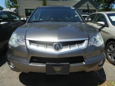 2007 Acura RDX for sale at Wheels and Deals in Springfield MA