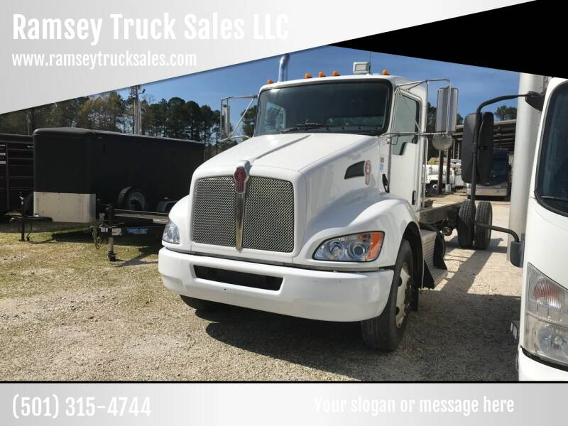 2013 Kenworth T370 for sale at Ramsey Truck Sales LLC in Benton AR