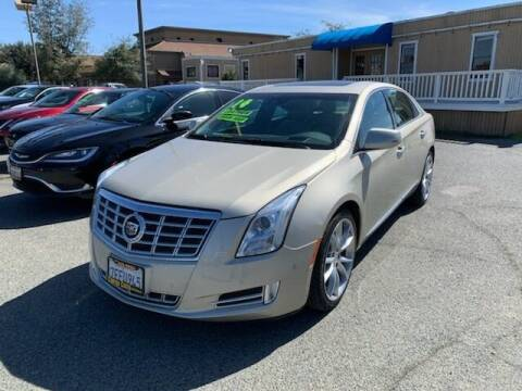 2014 Cadillac XTS for sale at Contra Costa Auto Sales in Oakley CA