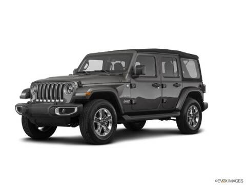 2021 Jeep Wrangler Unlimited for sale at Meyer Motors in Plymouth WI