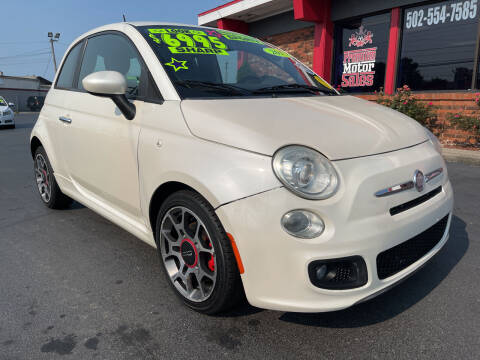 2013 FIAT 500 for sale at Premium Motors in Louisville KY
