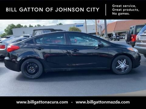 2015 Kia Forte for sale at Bill Gatton Used Cars - BILL GATTON ACURA MAZDA in Johnson City TN