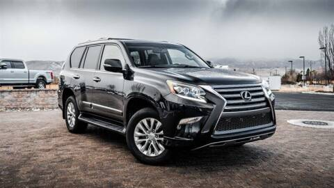 2017 Lexus GX 460 for sale at MUSCLE MOTORS AUTO SALES INC in Reno NV