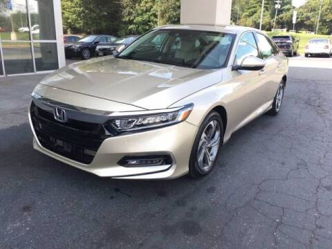 2018 Honda Accord for sale at Summit Credit Union Auto Buying Service in Winston Salem NC