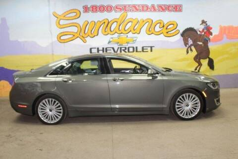 2017 Lincoln MKZ for sale at Sundance Chevrolet in Grand Ledge MI