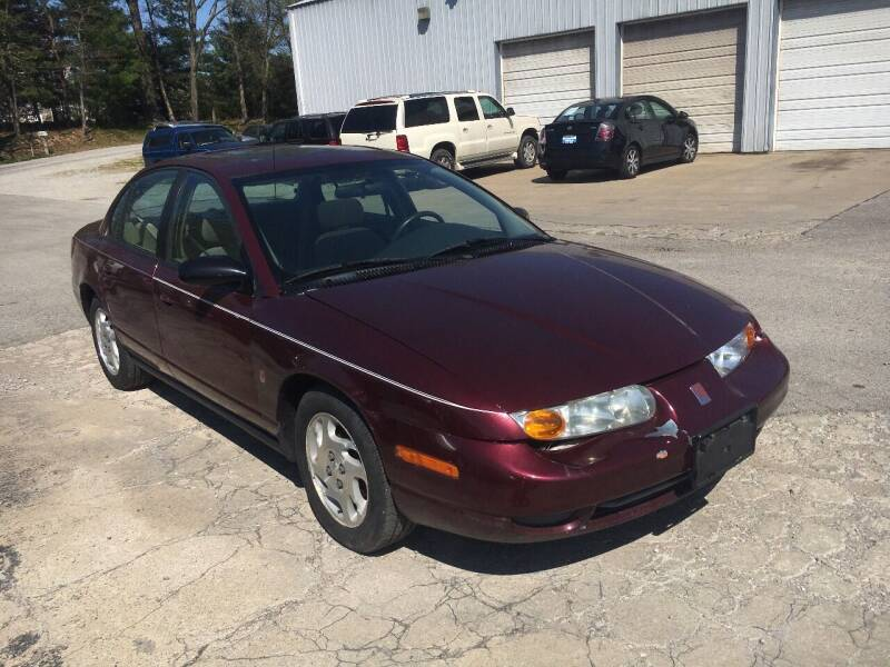 2002 Saturn S-Series SL2 4dr Sedan - Murphysboro IL