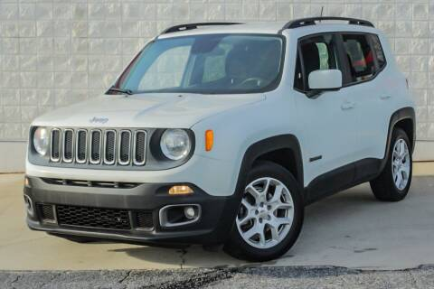 2015 Jeep Renegade for sale at Cannon and Graves Auto Sales in Newberry SC