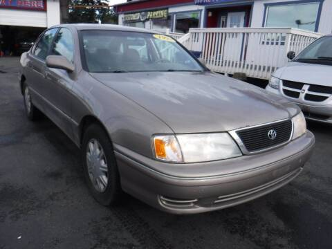 1998 Toyota Avalon for sale at 777 Auto Sales and Service in Tacoma WA