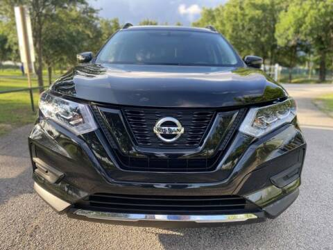 2017 Nissan Rogue for sale at Prestige Motor Cars in Houston TX