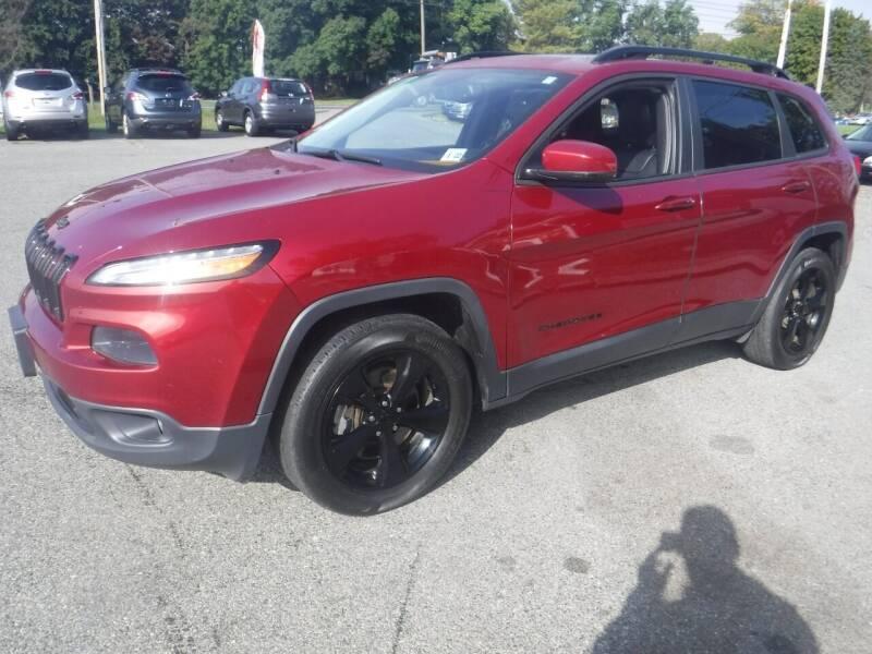 2016 Jeep Cherokee 4x4 Limited 4dr SUV - Hampton NJ