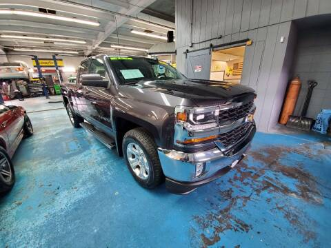 2016 Chevrolet Silverado 1500 for sale at Stach Auto in Janesville WI