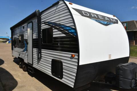 2018 Riverside Dream 260BH for sale at Buy Here Pay Here RV in Burleson TX