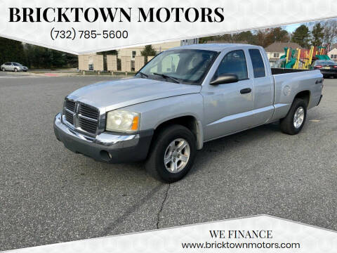 2005 Dodge Dakota for sale at Bricktown Motors in Brick NJ