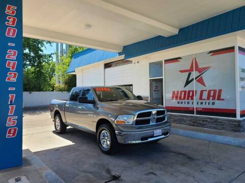 2010 Dodge Ram Pickup 1500 for sale at Nor Cal Auto Center in Anderson CA