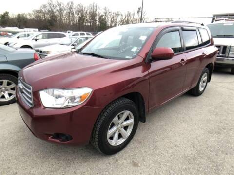 2008 Toyota Highlander for sale at GW MOTORS in Newark NJ