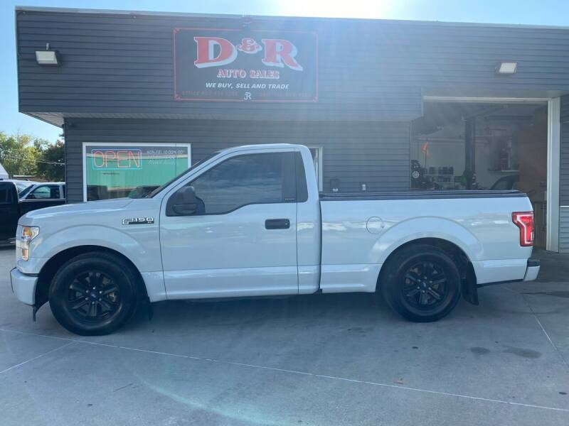 2017 Ford F-150 for sale at D & R Auto Sales in South Sioux City NE
