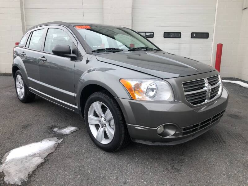 2012 Dodge Caliber for sale at Zimmerman's Automotive in Mechanicsburg PA