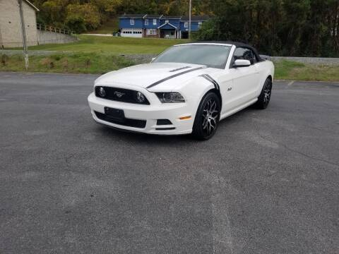 2013 Ford Mustang for sale at Smith's Cars in Elizabethton TN