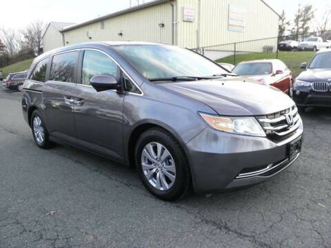 2016 Honda Odyssey for sale at Dream Auto Group in Dumfries VA