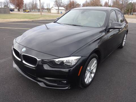 2016 BMW 3 Series for sale at Just Drive Auto in Springdale AR