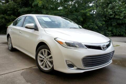 2015 Toyota Avalon for sale at CU Carfinders in Norcross GA