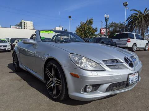 2005 Mercedes-Benz SLK for sale at Convoy Motors LLC in National City CA