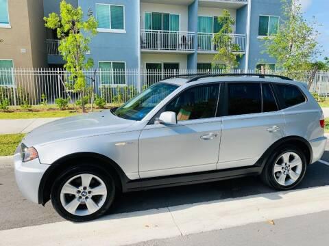 2006 BMW X3 for sale at LA Motors Miami in Miami FL