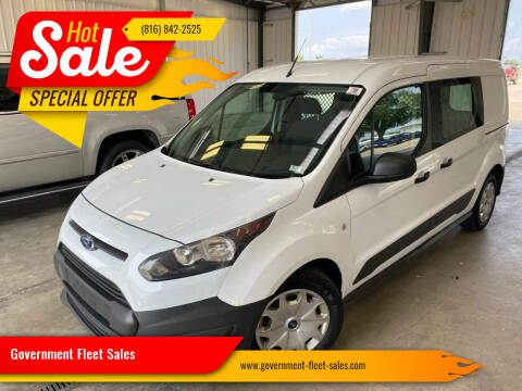 2015 Ford Transit Connect Cargo for sale at Government Fleet Sales in Kansas City MO