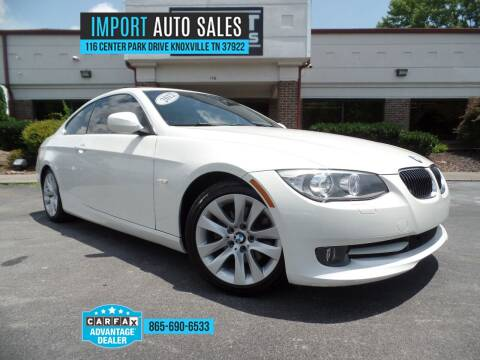 2012 BMW 3 Series for sale at IMPORT AUTO SALES in Knoxville TN