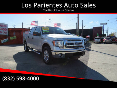 2014 Ford F-150 for sale at Los Parientes Auto Sales in Houston TX