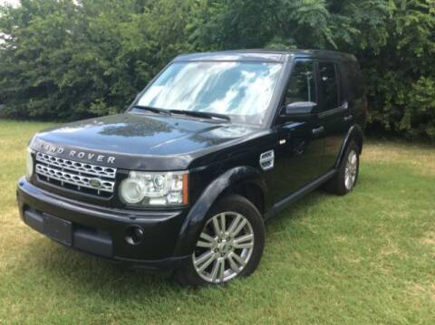 2011 Land Rover LR4 for sale at Allen Motor Co in Dallas TX