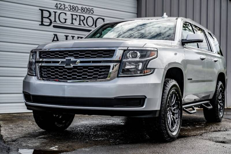 2019 Chevrolet Tahoe for sale at Big Frog Auto in Cleveland TN
